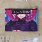 Aesthetic Anime Cyberpunk Nier Automata Waifu Zipper Pouch