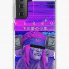 Aesthetic Cyberpunk Retrowave -- HyperBomB Samsung Galaxy Phone Case