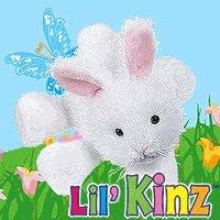 Webkinz Lil'Kinz Rabbit