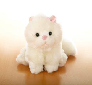 Webkinz Lil'Kinz Persian Cat