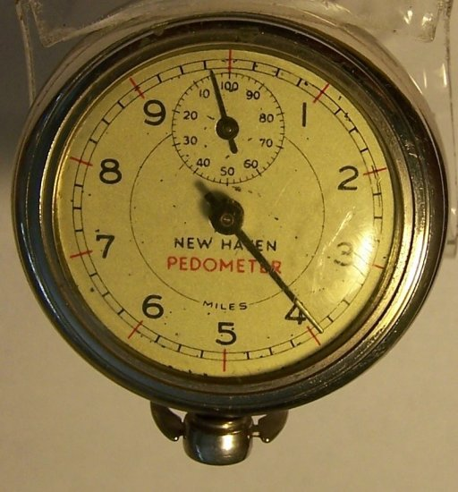 New Haven Pedometer
