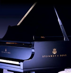 STEINWAY GRAND PIANO Sample Library