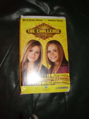 THE CHALLENGE MARK KATE AND ASHLEY OLSEN VHS