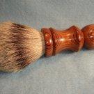 Silver Tip Badger Hair Shaving Brush - Honduran Rosewood (Large)