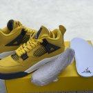 Air Jordan 4 lightning LS electric female yellow lightning 2021 reissue