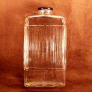 Vintage Glass Refrigerator Bottle