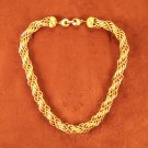 Vintage Monet Heavy Chain Choker Necklace