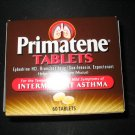 New Primatene Tablets 60 count asthma allergies exp 2/2019