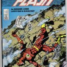 Flash 17 DC Comics October 1988 Hard Times George Perez