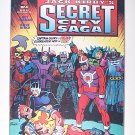 Jack Kirby's Secret City Saga 4 Steve Ditko SEALED Collectible w/ 3 Trading Cards Topps August 1993