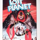 Lost Planet 4 Eclipse Comics December 1987 Through the Past Darkly - Dungeons & Dragons