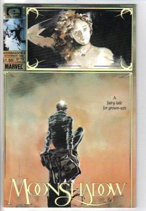 8 Epic Comics lot - Pinhead vs. Marshal Law - McFarlane, Dragon Lines, Moonshadow, Spyke, Coyote