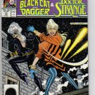 Strange Tales 10 (2nd Series) January 1988 Doctor Strange Black Cat & Dagger Marvel Comics