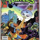 Teenage Mutant Ninja Turtles Adventures 12 July 1990 - Eastman and Laird - Archie Adventure Series