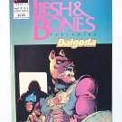 Flesh & Bones 1 (of 4) Fantagraphics Books / Upshot Graphics 1986 Dalgoda, Alan Moore