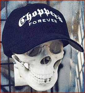 Ball Cap - CHOPPERS FOREVER - From SickBoy Motorcycles