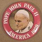 POPE JOHN PAUL II AMERICA 1979 TOUR PIN