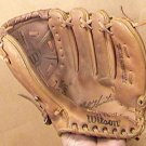 WILSON 3146 JIM CATFISH HUNTER BASEBALL GLOVE EX+ 1960s