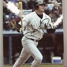 JASON GIAMBI NEW YORK YANKEES AUTOGRAPHED SIGNED COLOR PHOTO SHARPIE