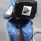 ADVERTISING DOLL INTEL CENTRINO BUNNYMAN BEANIE 1997 LAPTOP COMPUTER