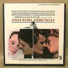 DOCTOR ZHIVAGO REEL REEL TAPE SOUNDTRACK STEREO 4 TRACK MGM RECORD 1965