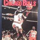 CHICAGO BULLS YEARBOOK NBA 1989 1990 BASKETBALL NEW UNUSED JORDAN