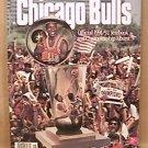 CHICAGO BULLS YEARBOOK NBA 1991 1992 CHAMPIONS BASKETBALL NEW UNUSED JORDAN