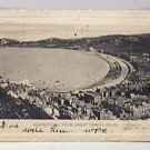 ANTIQUE POSTCARD LLANDUDNO FROM GREAT ORMES HEAD WALES May 1908