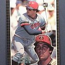 KENT HRBEK SIGNED 1985 DONRUSS ACTION ALL STARS AUTOGRAPH BASEBALL CARD
