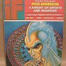 WORLDS OF IF SCIENCE FICTION MAGAZINE OCTOBER 1974 Darnay Anderson Kapp White