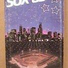 1985 CHICAGO WHITE SOX BASEBALL MEDIA GUIDE SEAVER KITTLE FISK