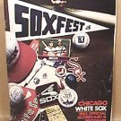1983 CHICAGO WHITE SOX 75th ANNIVERSARY SEASON OFFICIAL SCORE BOOK SCORED
