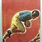 1937 FOOTBALL GAME PROGRAM UNIVERSITY CALIFORNIA vs ST MARYS SEPT 25 NICE