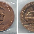 HARRY S TRUMAN BRONZE COIN MEDAL CENTENNIAL US MINT SEALED UNCIRCULATED