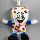 WONDER BREAD BEANIE DOLL 1998 FREDDY FRESH GUY ADVERTISING PREMIUM