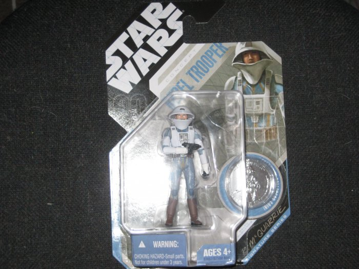 Star wars 30 Annyversary Concept Rebel Trooper by McQuarrie #60
