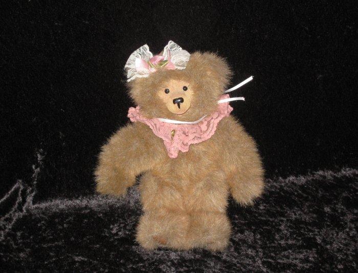 Kimmberly's Originals bear, resin sculpted face, s.n. 2E/ 163