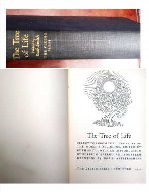 The tree of life edited by Ruth Smith 1942