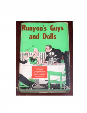 Runyon's guys and dolls by Damon Runyon 1931