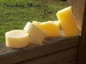 Sunshine Shampoo & Shaving Bar