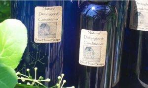 Natural Detangler/Leave in Conditoner Spray for hair