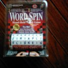 NEW Word Spin Game