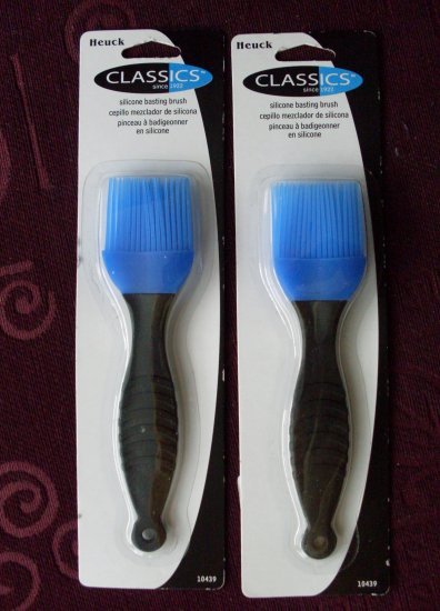 New Silicone Basting Brush Pastry