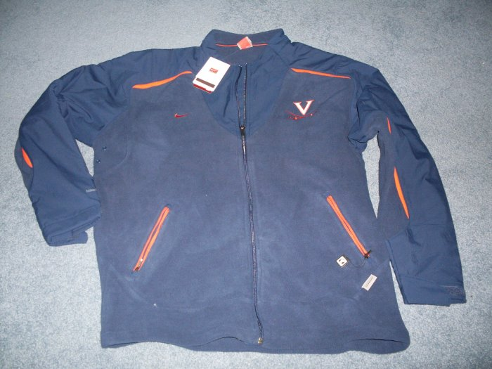 SOLD*New Nike UVA Winter Coat Jacket Therma-Fit Size XL NWT