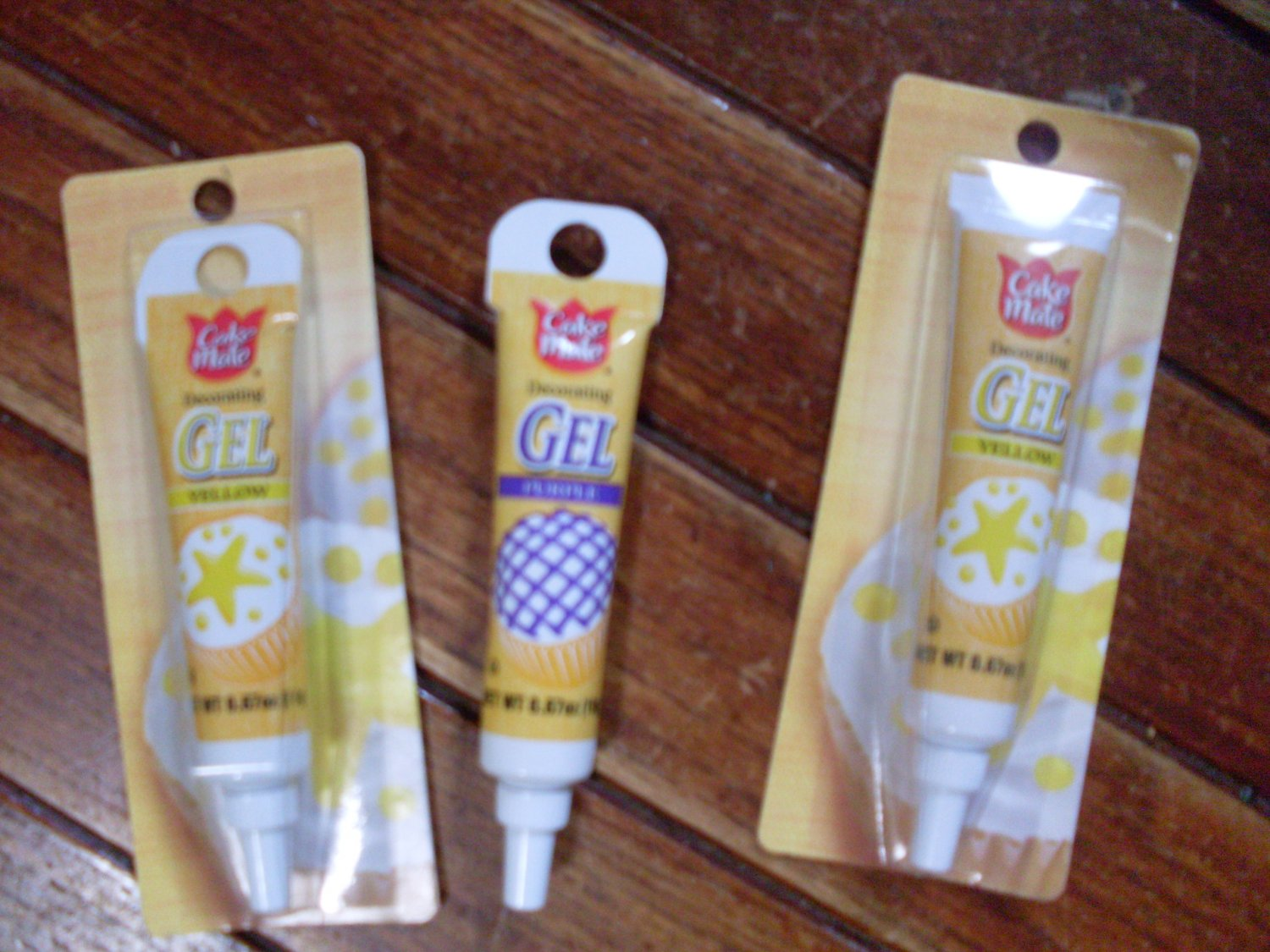 Cake Mate Frosting Tubes