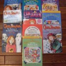 Lot 10 Cam Jansen PB Mystery Chapter Book Lot