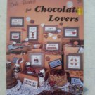 Cross Stitch Booklet for Chocolate Lovers