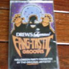 Drew's Halloween Party Favorites Cassette Tape NEW
