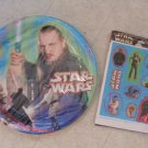 NEW Star Wars Party Supplies Paper plates & stickers
