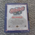 New Sealed Boxed Set 1991 Upper Deck Baseball Cards Final Edition Set
